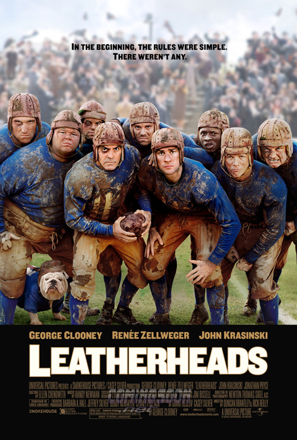 exclusive Leatherhaeds poster